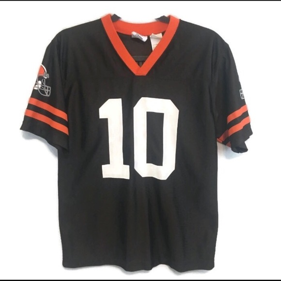 099fdf67 NFL Team Apparel Cleveland Browns Quinn #10 Youth